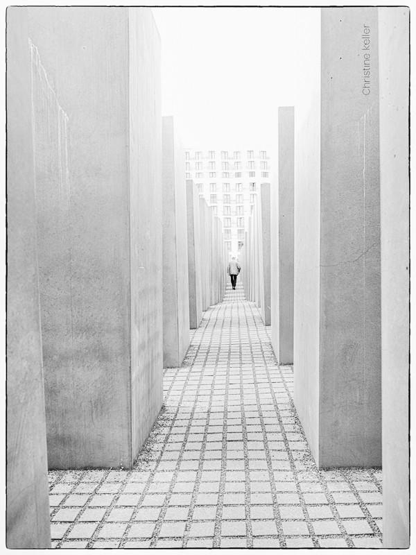 Un ange passe - Mémorial du souvenir de l'Holocauste